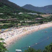 広島県立 県民の浜海水浴場